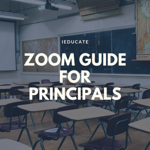 Zoom Guide For Principals
