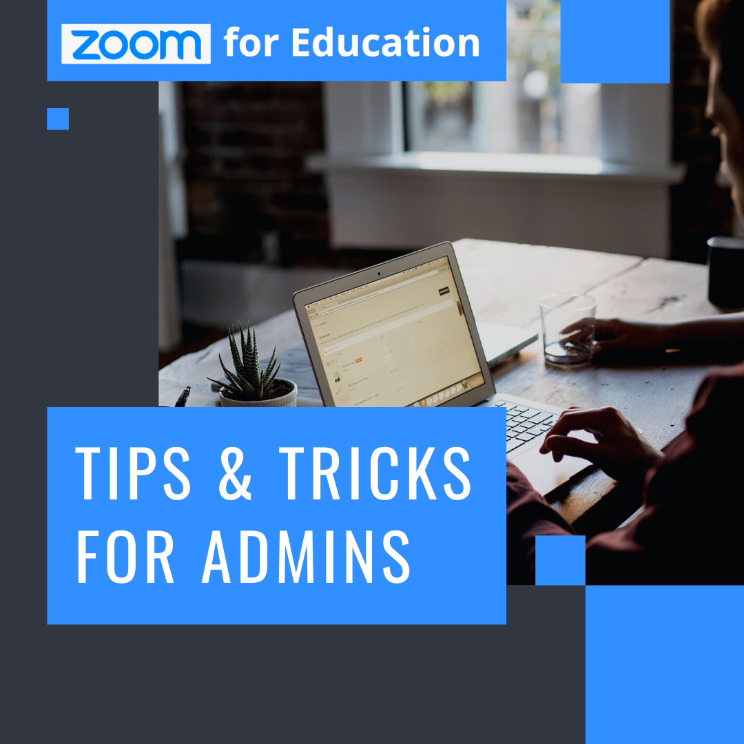 Tips & Tricks - Admins