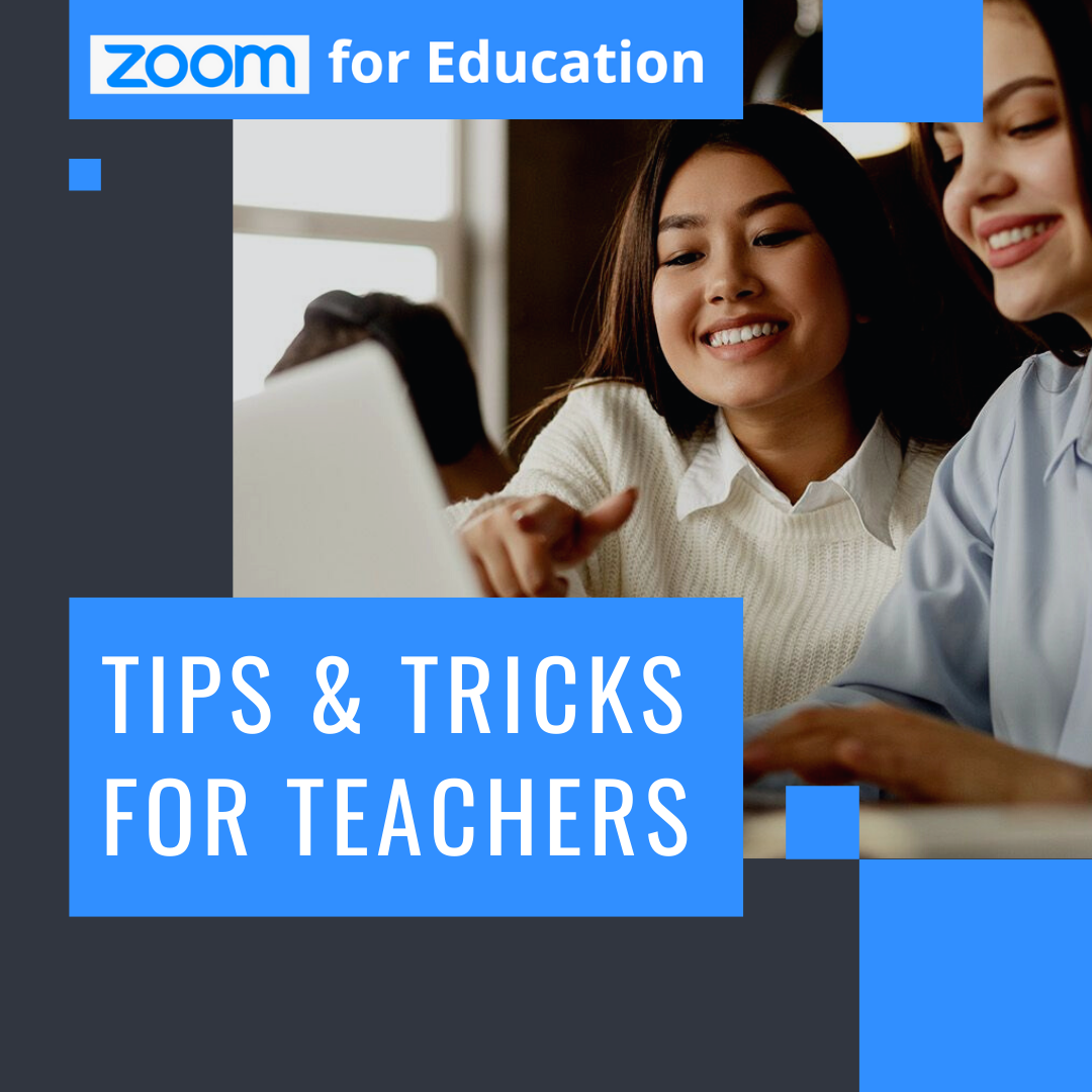 Tips & Tricks - Teachers