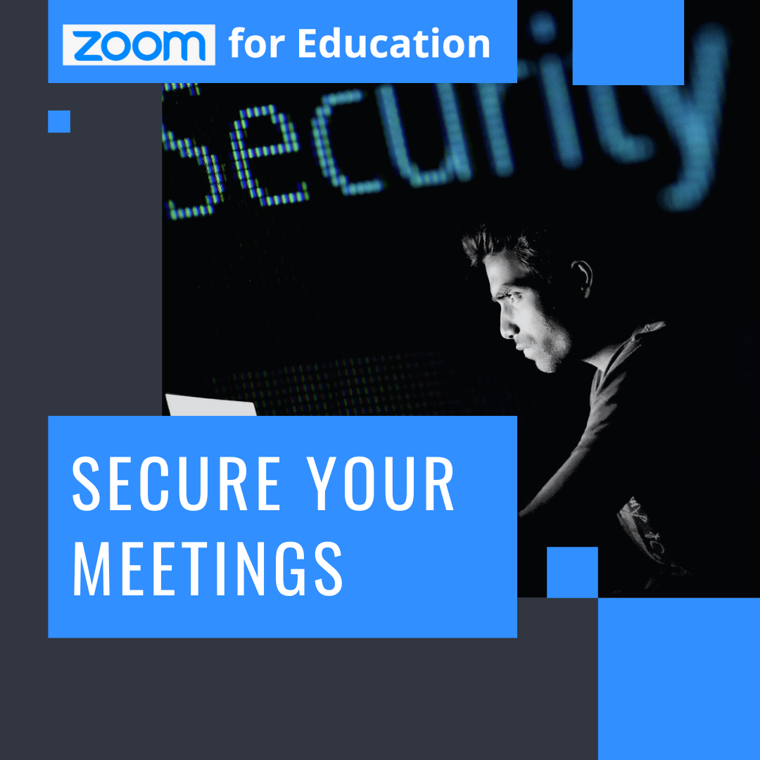 Secure Your Meetings
